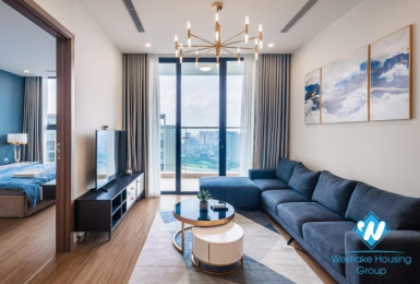 A magnificent 3 bedroom apartment for rent in Skylake Pham Hung