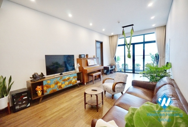 A beautiful 3 bedrooms apartment for rent in Sun Grand City Ancora building, Hai Ba Trung