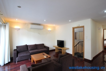 01 bedroom apartment for rent in Ba Dinh, Ha Noi.