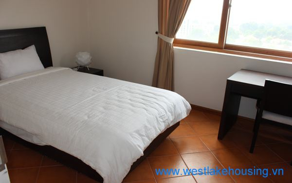 3bedrooms, high quality Apartment for lease in Ba Dinh.