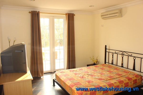 House at a good position for rent in Ciputra, Tay Ho, Hanoi