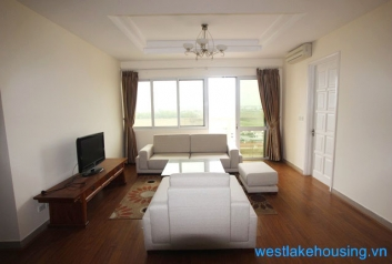 Cheap 4 bedroom apartment available for lease in E tower, Ciputra, Hanoi- fully furnished