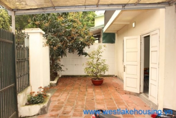 Good house for rent in An Duong st, Tay Ho, Ha Noi
