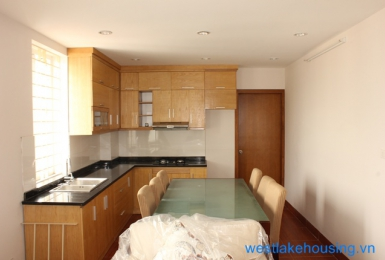2 bedrooms apartment for rent in Au Co st, Tay Ho, Ha Noi.