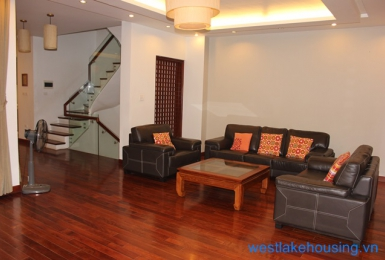 Nice house available for rent in To Ngoc Van, Tay Ho, Ha Noi