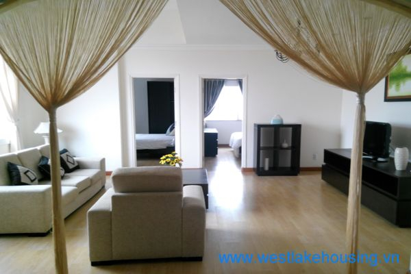 Serviced apartment for rent in Hoan Kiem, Hanoi