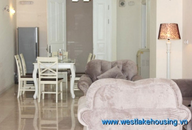 Modern apartment for lease in Ciputra, Tay Ho, Hanoi.