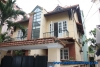 3-floor, unfurnished  house for rent in Xuan Dieu street
