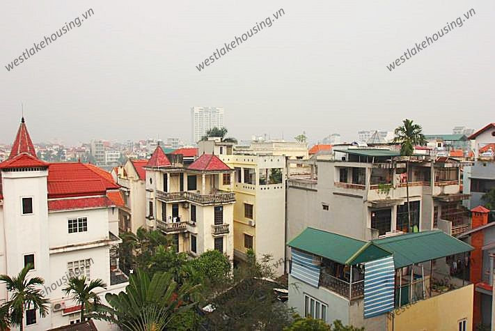 Brand new 02 bedrooms apartment for lease in Nghi Tam Village