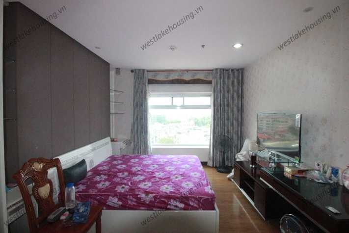 Nice apartment with 03 bedrooms for rent in Hoa Binh Green Tower, Ba Dinh, Hanoi