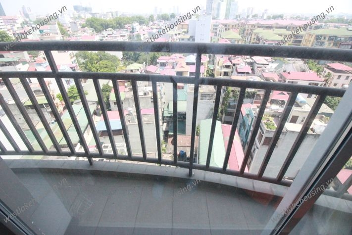 Nice apartment for rent in Hoa Binh Green Tower, Ba Dinh, Hanoi