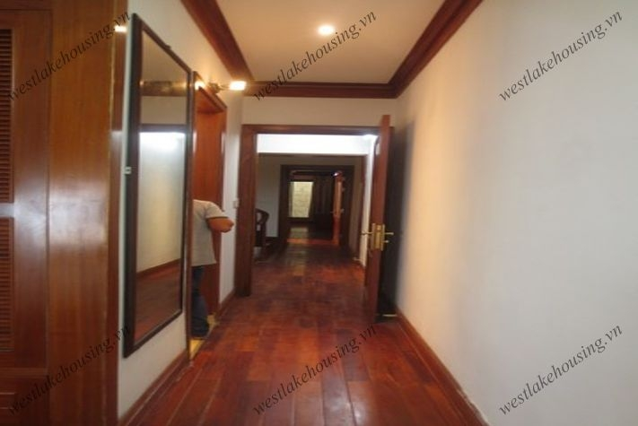 High quality house for rent with 5 bedrooms in Hoan Kiem district, Hanoi, Vietnam