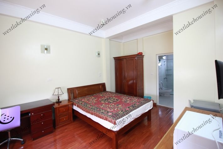 Shared house with two bedrooms in Ngoc Ha, Ba Dinh, Hanoi for students and freinds
