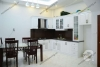 Nice and spacious apartment for rent on Doi Can, Ba Dinh, Hanoi
