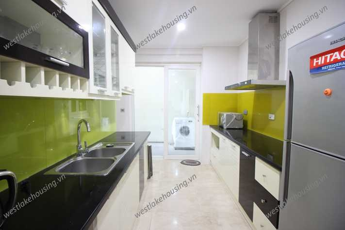 A brand new and high quality apartment for rent in Ciputra Ha Noi International City