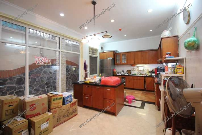 A large and nice house for rent in Ciputra International City Ha Noi