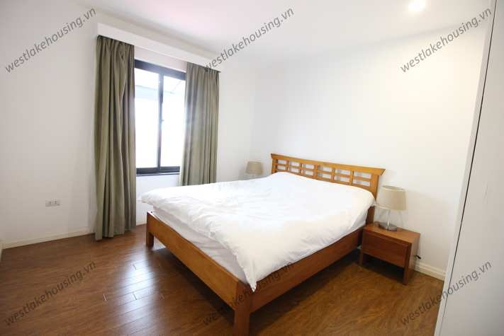 Lovely apartment for rent in a quiet alley on To Ngoc Van, Tay Ho, Hanoi