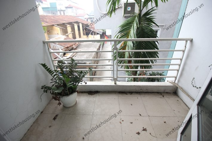 A beautiful house with back yard and terrace for rent in Tay Ho, Hanoi