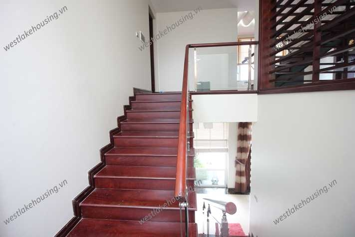 A big and beautiful house for rent in Tay Ho, Ha Noi