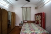 Three bedrooms house with nice yard for rent in Tay Ho area, Ha Noi