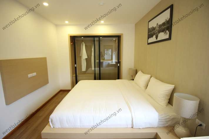 Brandnew splendid apartment for rent in Hai Ba Trung