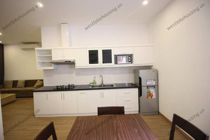 Spacious apartment in Hai Ba Trung District for rent