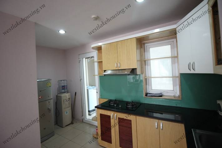 Perfect and good quality apartment with 3 bedrooms for rent in Xuan Thuy st, Cau giay district.