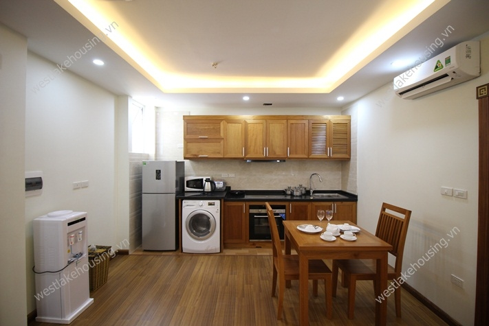 Nice studio apartment for rent in Pham Ngoc Thach-Dong Da district-Ha Noi
