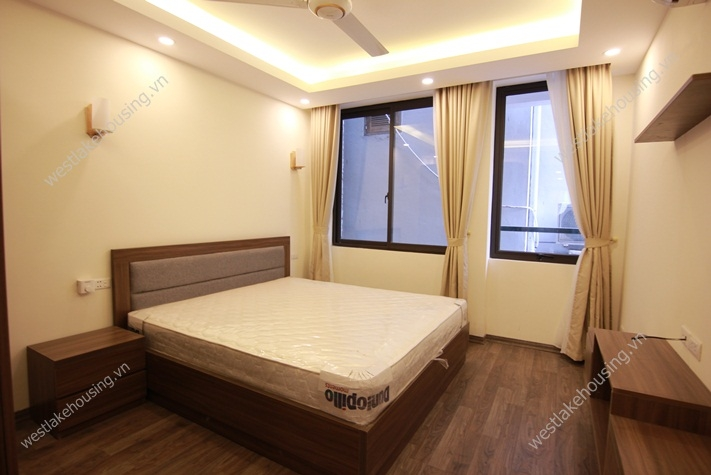 Brandnew and nice apartment for rent on To Ngoc Van, Tay Ho, Hanoi