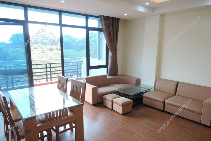 New and nice apartment for rent on Ngoc Ha, Ba Dinh
