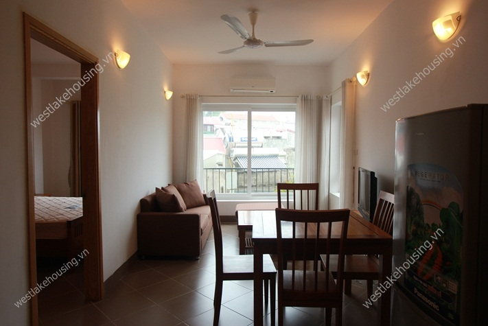 High floor apartment for rent in Ngoc Ha, Ba Dinh,Ha Noi