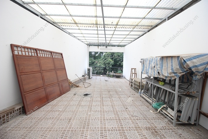 Modern house for rent in Truc Bach, Ba Dinh