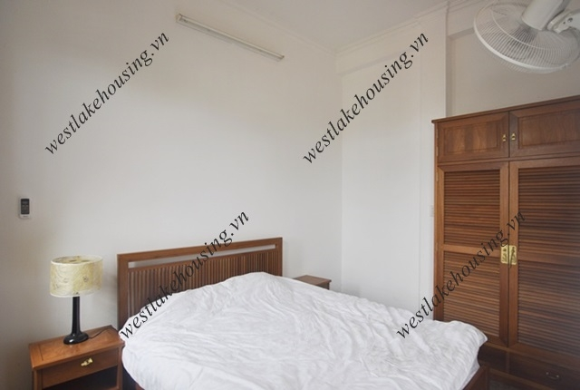 Beautiful and shiny apartment for rent on To Ngoc Van, Tay Ho, Hanoi
