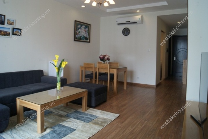 Comfortable apartment for rent in Time City, Hai Ba Trung district Ha Noi