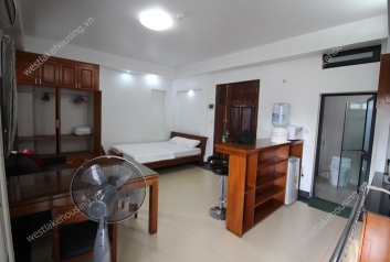 New and clean studio for rent near Keangnam tower, Cau Giay District, Ha Noi
