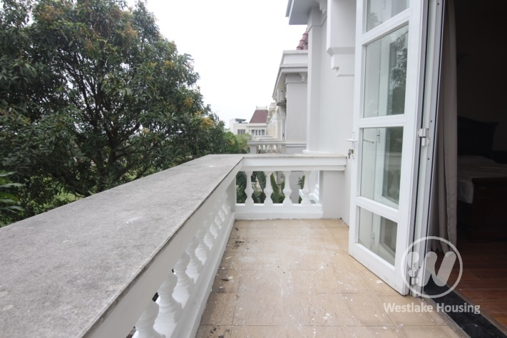 Large house for rent in Ciputra, Tay Ho, Hanoi