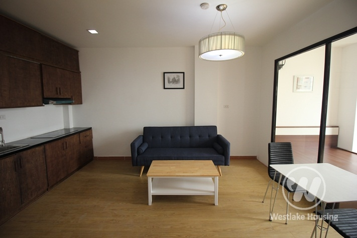 New and affordable one bedroom apartment for rent in Hai Ba Trung District