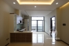 High floor apartment waiting to be furnished in Cau Giay district, Ha Noi