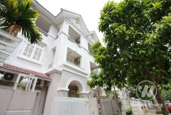 Fully Furnished 3 Floors House for Rent in T-Block Ciputra