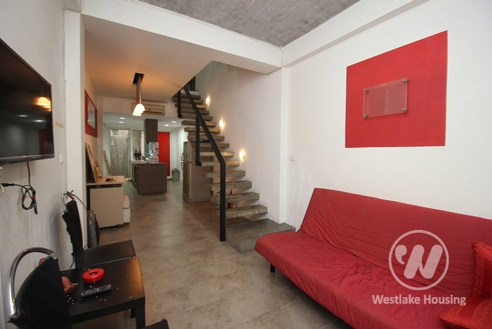 Rental house with lots of characters in Hai Ba Trung, Hanoi