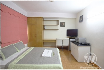 20m2 & 25m2 studio in Tran Duy Hung str for rent