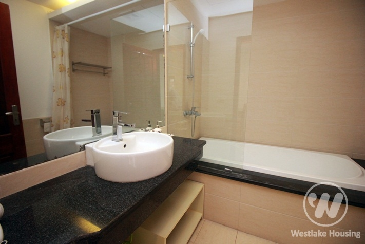Beautiful spacious apartment in Hoan Kiem district