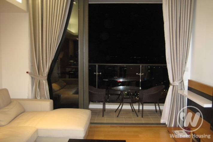 High quality apartment for rent in Indochina Plaza, Cau Giay Dist.