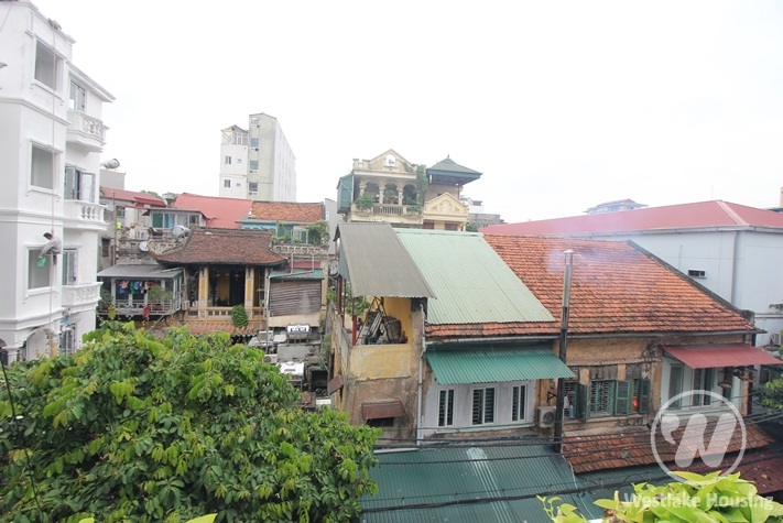 Lovely studio with city view for rent in Hoan Kiem , Hanoi