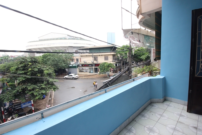 2-storey office for rent in Ba Dinh district