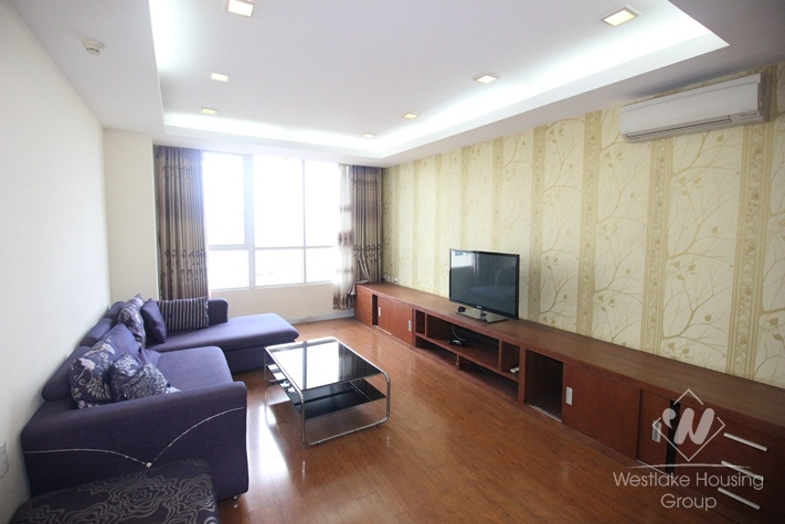 Amazing 02 bedrooms apartment for rent in Xuan Thuy street, near Indochina Tower