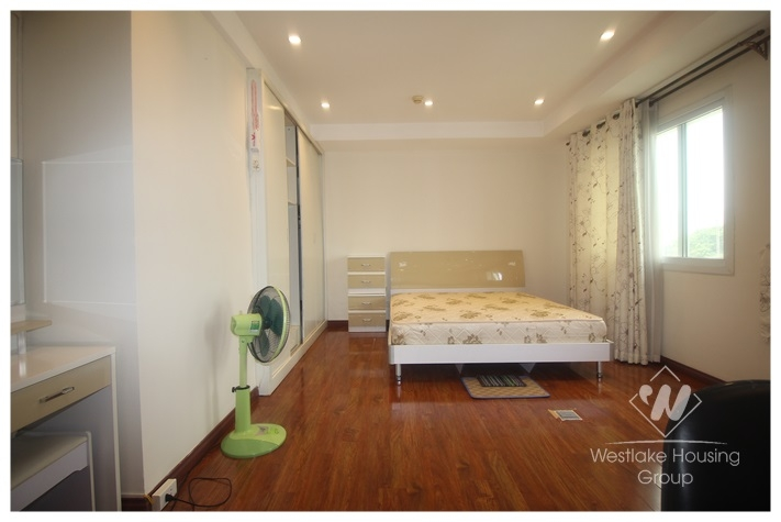 03 bedrooms apartment with fully furnished for rent in Ciputra