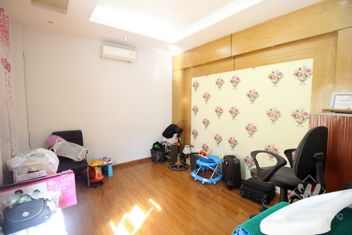 6 floor house for rent in Trung Kinh, Ha Noi