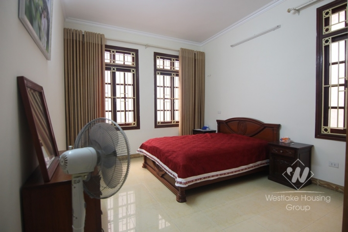 5 floors house with cheap price for rent in Dong Da,Hanoi
