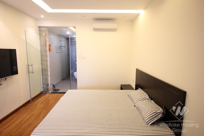 Fully furnished apartment for rent in Thang Long number 1 near Big C Thang long